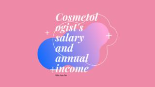 美容師のお給料と年収